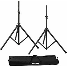 Proline PLSPK2 Speaker Stand Set w/ Bag