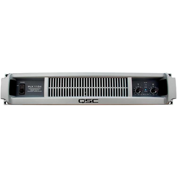 QSC PLX1104 Professional Power Amplifier