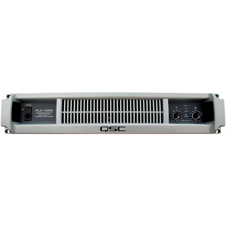 QSC PLX1802 Professional Power Amplifier