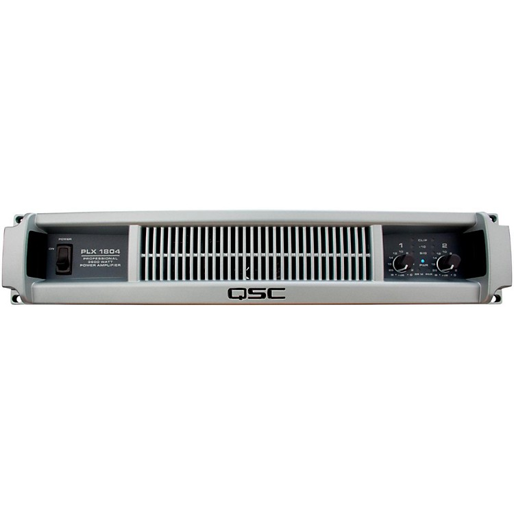QSC PLX1804 Lightweight Professional Power Amplifier