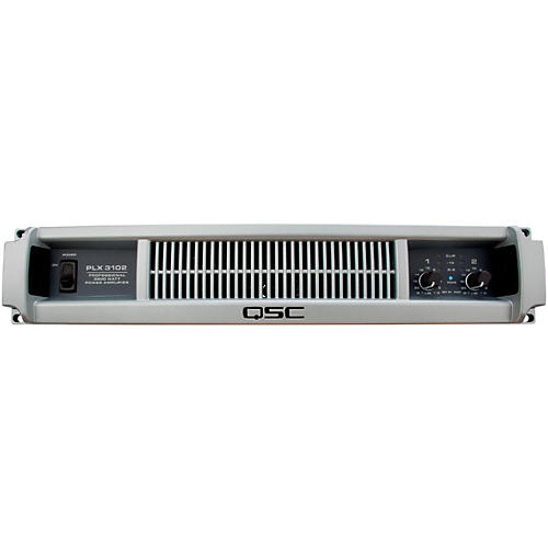 QSC PLX3102 Professional Power Amplifier-thumbnail