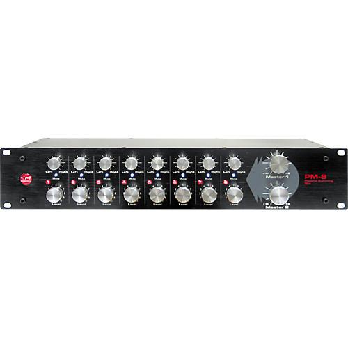 SM Pro Audio PM-8 Passive Mixer