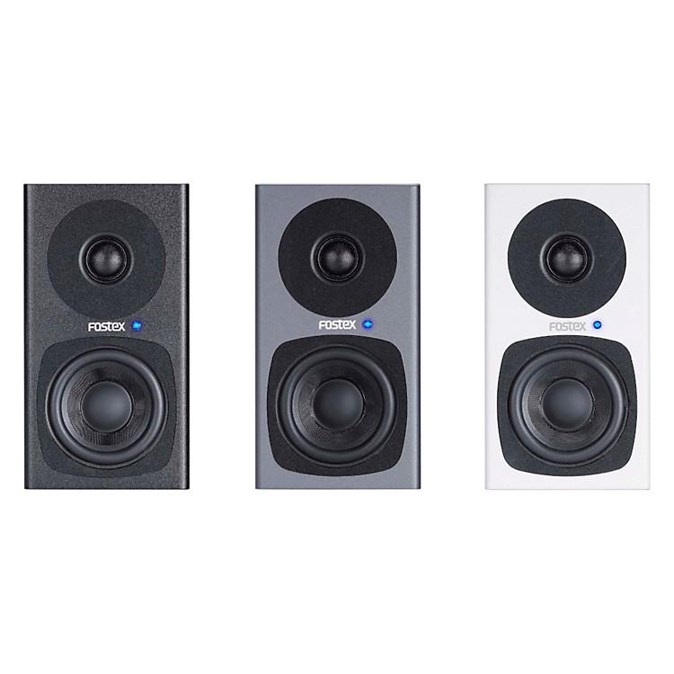 """FostexPM0.3 3"""" Studio Monitors (Pair)Black"""