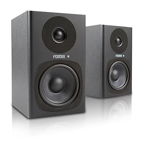 Fostex PM0.4d Powered Studio Monitor (Pair)-thumbnail