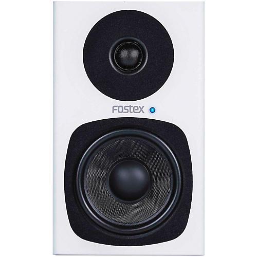 Fostex PM0.4d Powered Studio Monitor (Pair) White