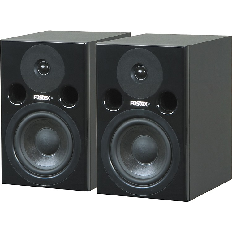Fostex PM0.5 MKII Active Nearfield Studio Monitors - Pair