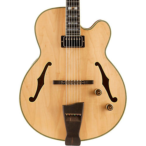 Ibanez PM200 Pat Metheny Signature Hollowbody Electric Guitar Natural