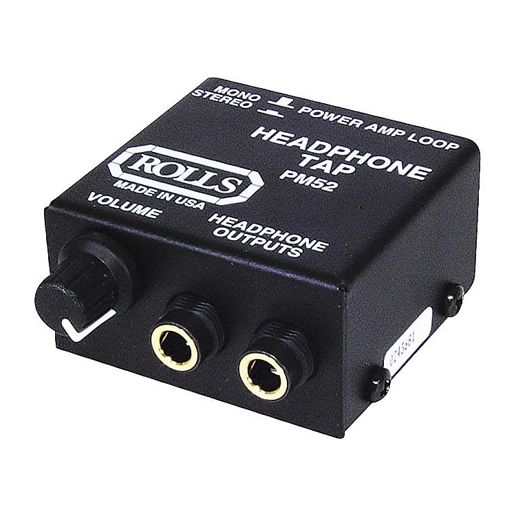 RollsPM52 Passive Headphone Tap