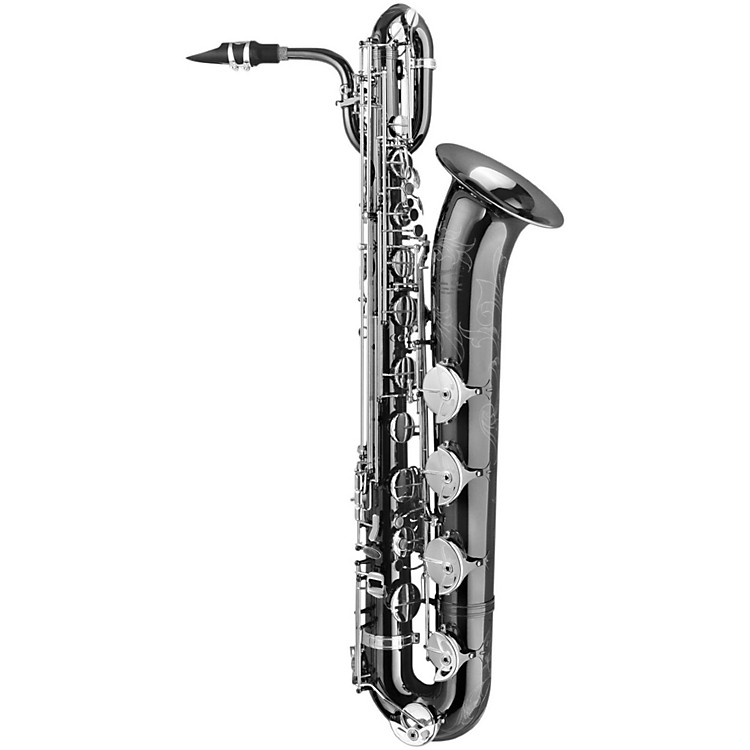 P. MauriatPMB-500BXSK 'Black Pearl' Professional Bartione Saxophone