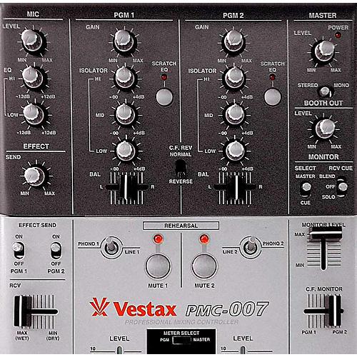Vestax PMC-007 DJ Mixer