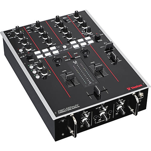 Vestax PMC-05 ProIV 2-Channel Digital DJ Battle mixer with MIDI