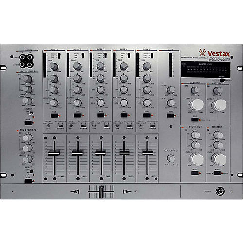 Vestax PMC-500 DJ Mixer