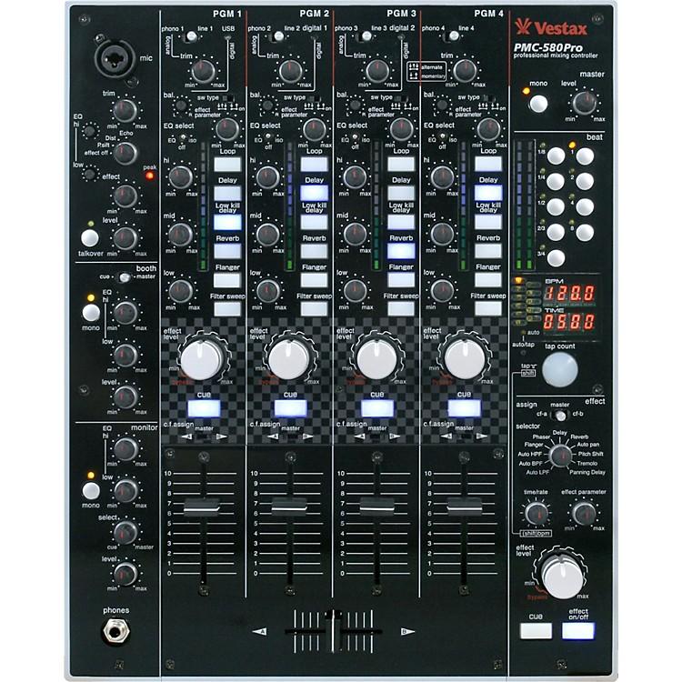 VestaxPMC-580Pro 4-Channel DigitalDJmixer