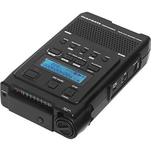 Marantz PMD660 Handheld CompactFlash Recorder