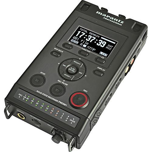 Marantz PMD661 Portable SD Recorder