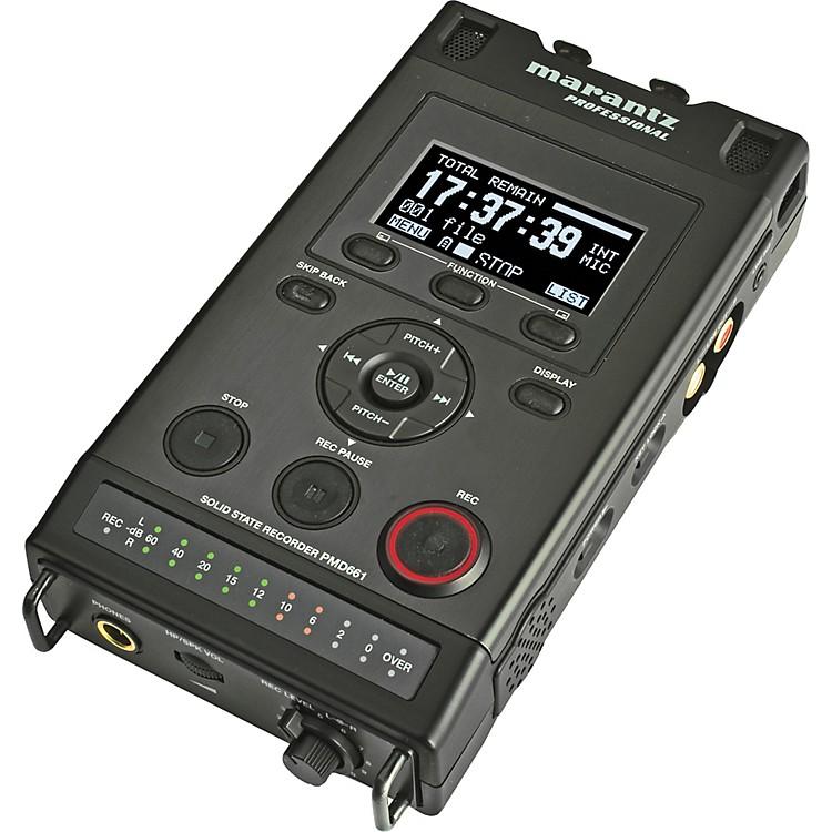 MarantzPMD661 Portable SD Recorder