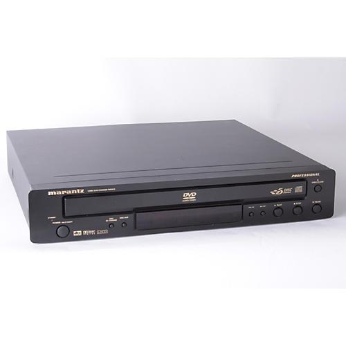 Marantz PMD970 Professional 5-Disc DVD Player-thumbnail