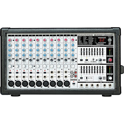 Behringer PMH2000 Europower Powered Mixer