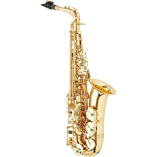 P. Mauriat PMSA-57GC Intermediate Alto Saxophone Honey Gold Lacquer