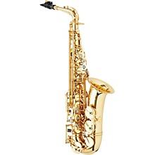 P. Mauriat PMSA-57GC Intermediate Alto Saxophone Jazz Package