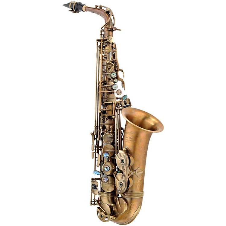 P. MauriatPMSA-86 Professional Alto SaxophoneUn-Lacquered