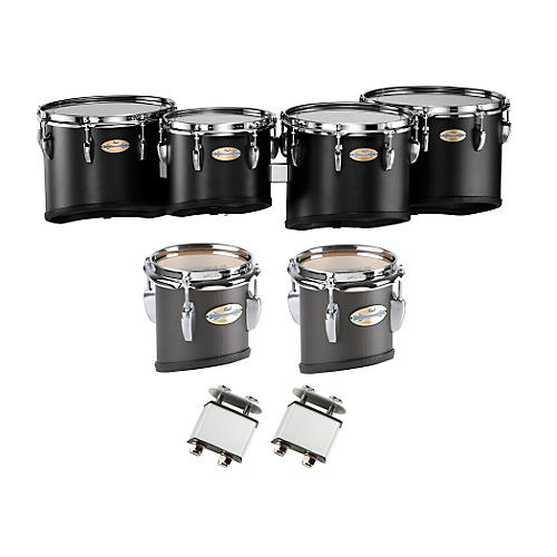 Pearl PMTC-660234 Championship Carbonply Marching Sextet Tom Set