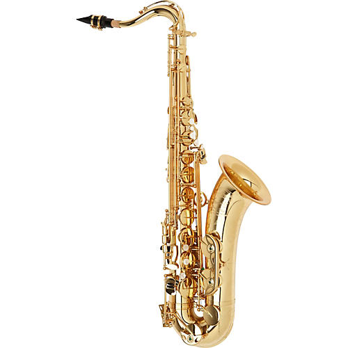 P. Mauriat PMXT-66R Series Professional Tenor Saxophone Gold Lacquer
