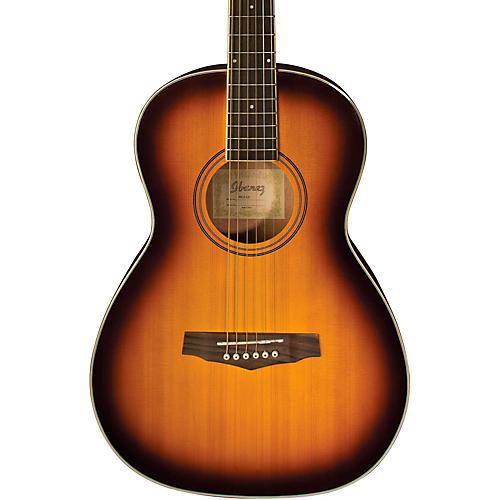 Ibanez PN15 Parlor Size Acoustic Guitar-thumbnail