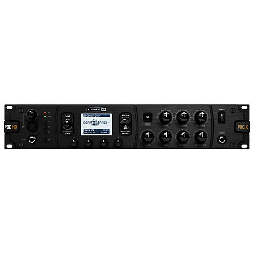 Line 6 POD HD Pro X Guitar Multi Effects
