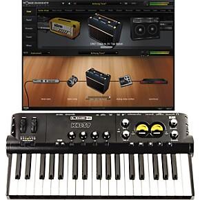 line 6 pod studio kb37 usb audio interface with pod farm plug in musician 39 s friend. Black Bedroom Furniture Sets. Home Design Ideas
