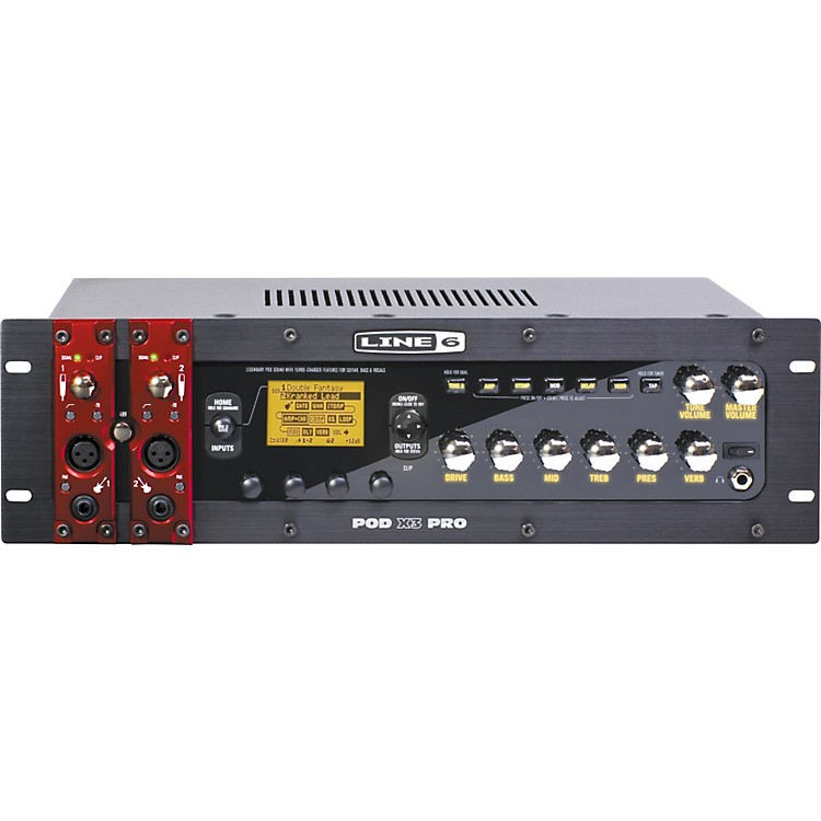 Line 6POD X3 Pro Guitar Multi Effects Processor