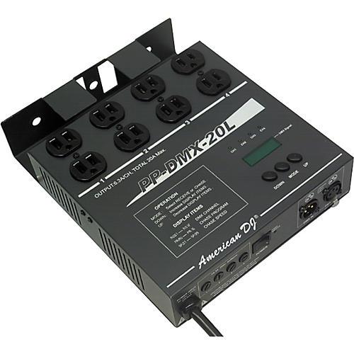 American DJ PP-DMX20L 4-Channel DMX Power Pack