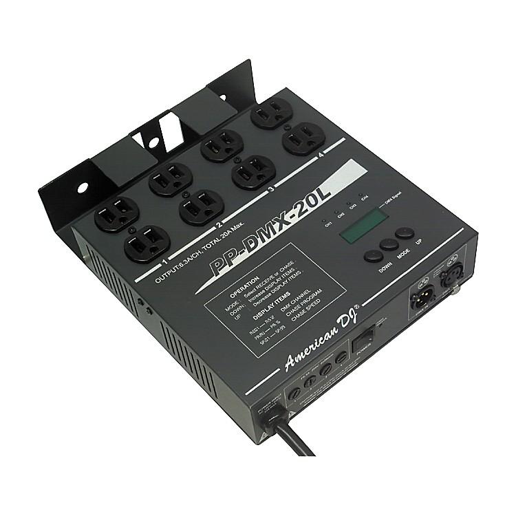 American DJPP-DMX20L 4-Channel DMX Power Pack