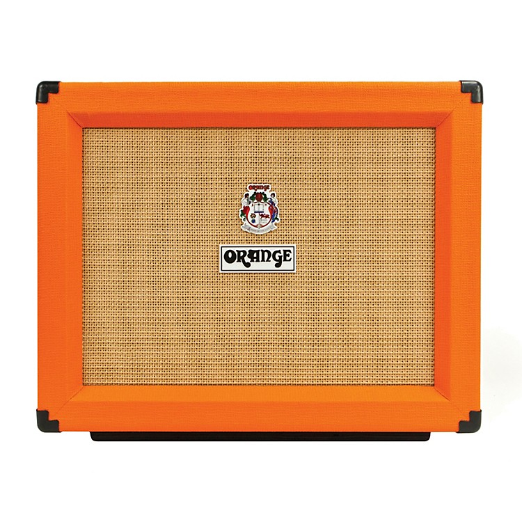 Orange Amplifiers PPC Series PPC112 60W 1x12 Guitar Speaker Cabinet Straight