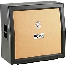 Orange Amplifiers PPC Series PPC412-A 240W 4x12 Guitar Speaker Cabinet Black Slant