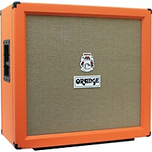 Orange Amplifiers PPC Series PPC412-C 240W 4x12 Guitar Speaker Cabinet Orange Straight