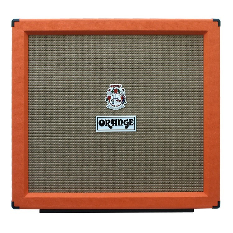 Orange Amplifiers PPC412 4x12 240W Compact Closed-Back Guitar Speaker Cabinet Orange