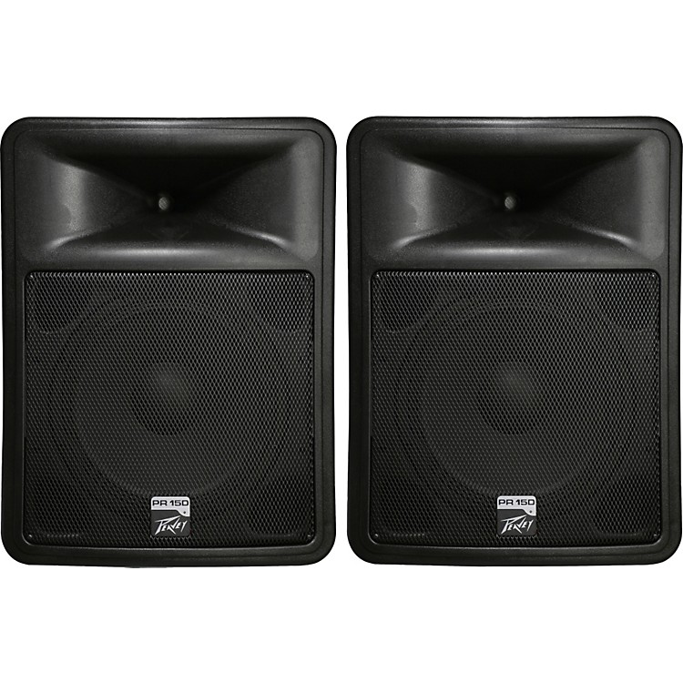 PeaveyPR 15D Speaker Pair