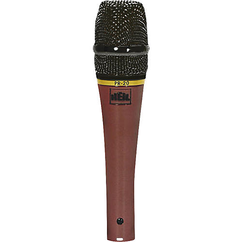 Heil Sound PR-20R Red Special Edition Handheld Dynamic Microphone