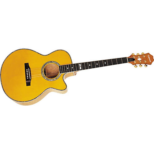 Epiphone PR-6E Acoustic-Electric Guitar