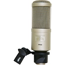 Heil Sound PR40 Large Diaphragm Multipurpose Dynamic Microphone Level 1