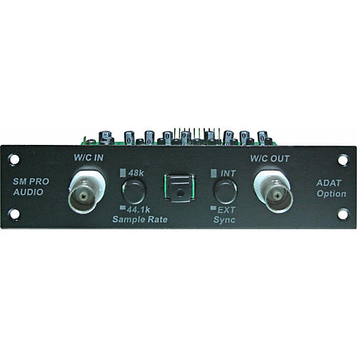 SM Pro Audio PR8IIA ADAT Option Mod Unit for PR8MK2-thumbnail