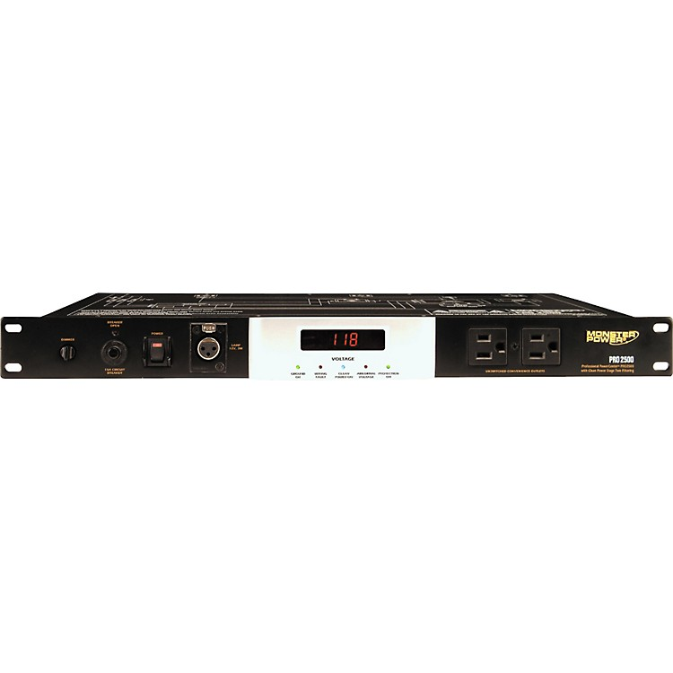 Monster Power PRO 2500 Rack PowerCenter