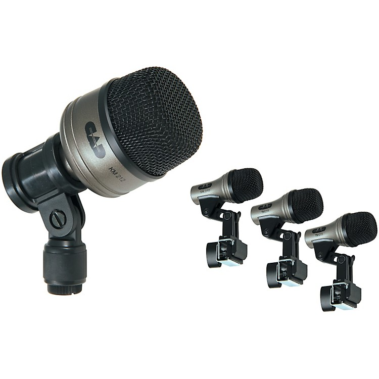 CAD PRO-4 Drum Microphone Kit (4-Piece)