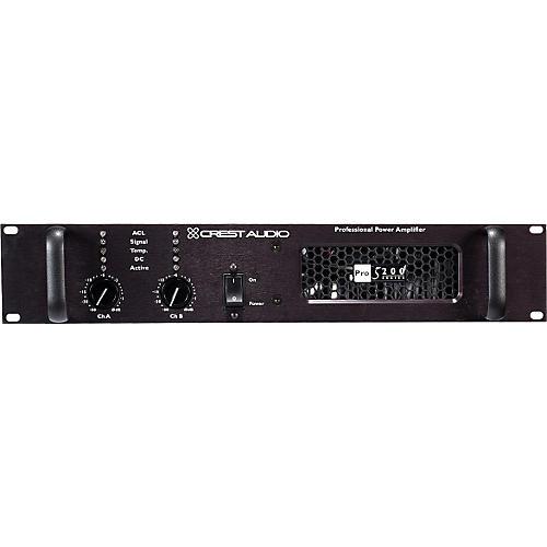 Crest Audio PRO 5200 1700 Watt Power Amplifier-thumbnail
