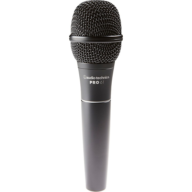 Audio-Technica PRO 61 Hypercardioid Dynamic Microphone