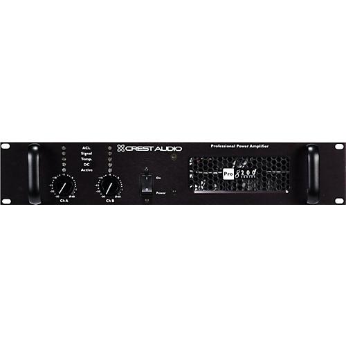 Crest Audio PRO 8200 4500W Power Amplifier