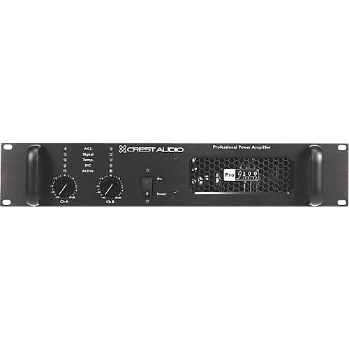 Crest Audio PRO 9200 6500W Power Amplifier