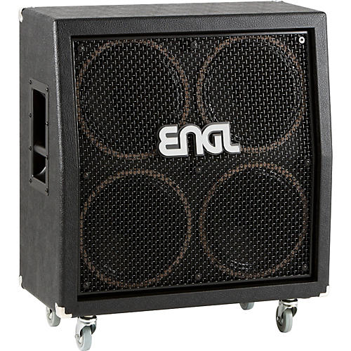 Engl PRO Greenback Slanted E412GS 4x12 Guitar Speaker Cabinet 100W