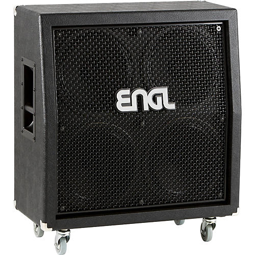 Engl PRO Slanted E412VS 4x12 Guitar Speaker Cabinet 240W Black Grill